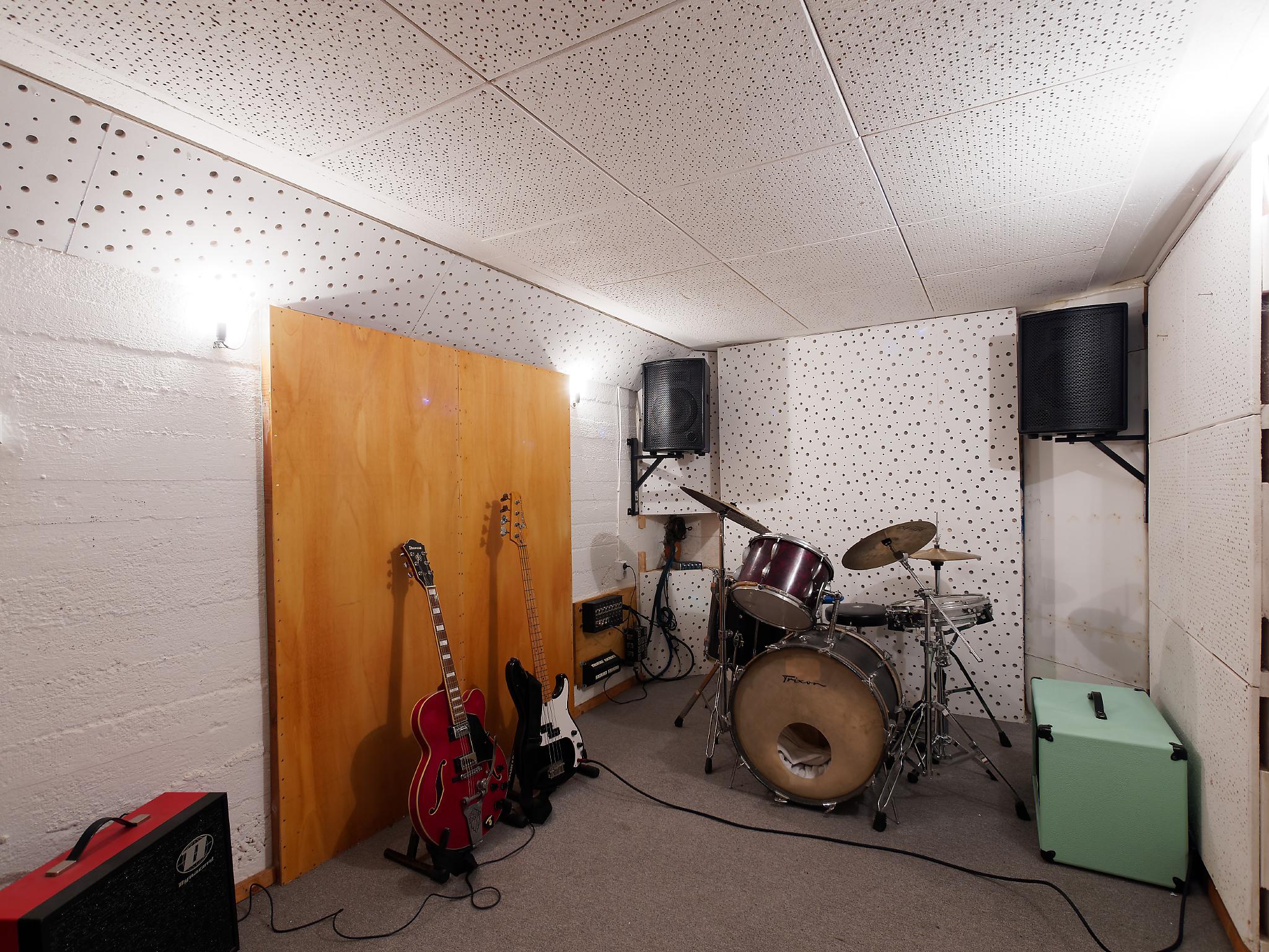 Aufnahmeraum 2 Geos Tonstudio Köln